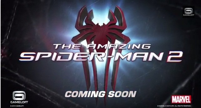 amazing spiderman 2 gameloft