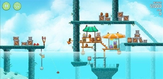 angry birds rio goes free on windows phone
