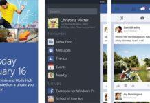 facebook beta wp