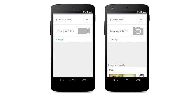 google now camera