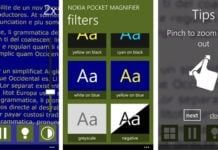 Nokia Pocket Magnifier