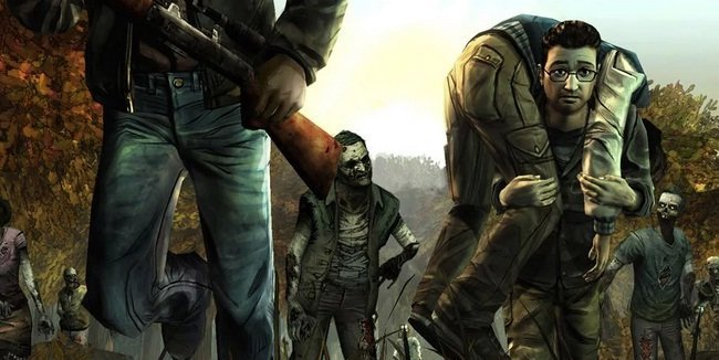walking dead season one android