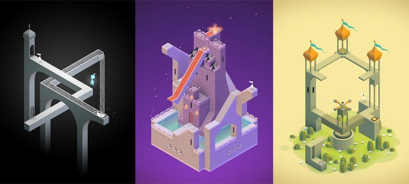 Monument Valley gets getting Forgotten Shores DLC on November 13 to make up for the extremely short gameplay