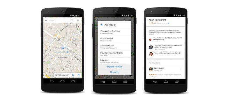 google maps exlore 2