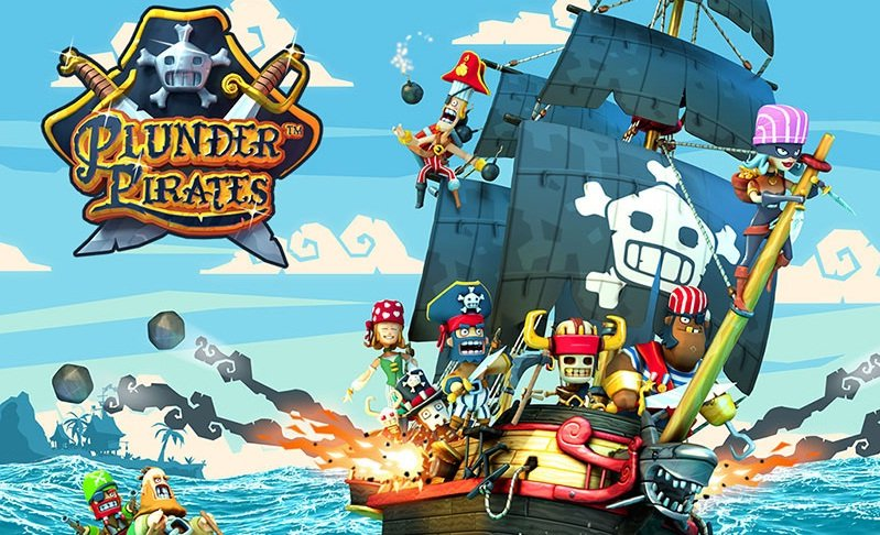 Plunder Pirates from Rovio Stars going global on September 18th