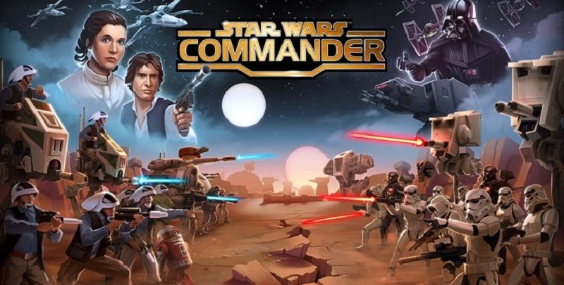 Disney's Star Wars: Commander launched on Windows and Windows Phone