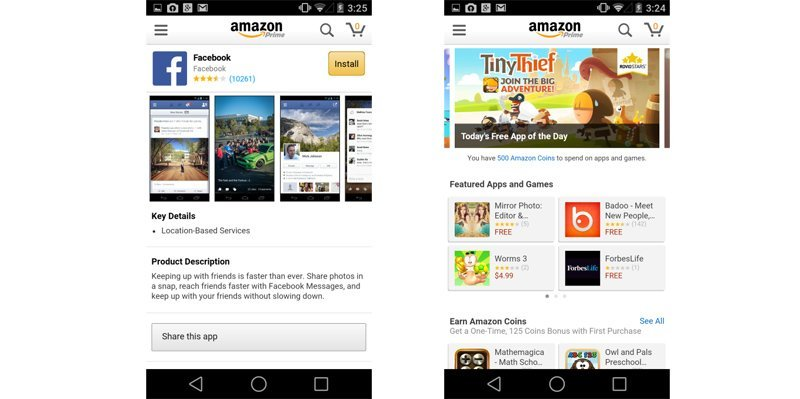 Amazon quitely makes its Android Appstore app redundant