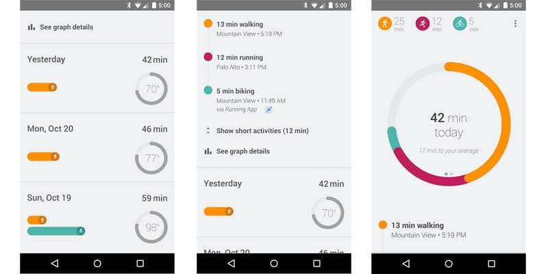 Google Fit app launched in the Play Store