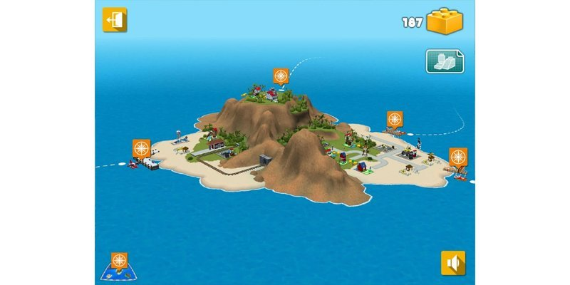 lego creator island