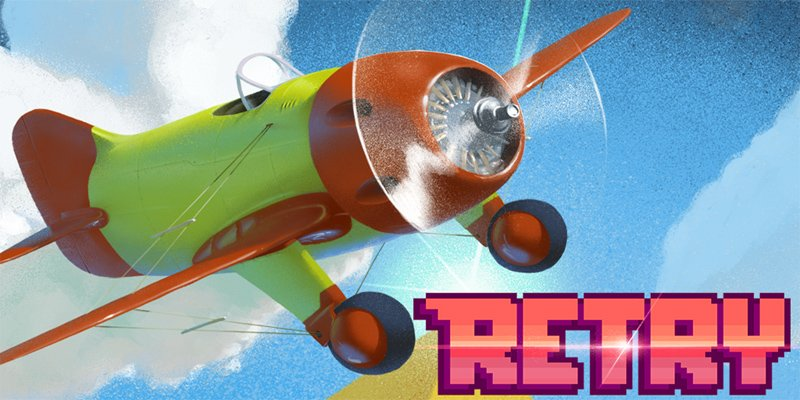 Rovio's Retry takes off on Play Store