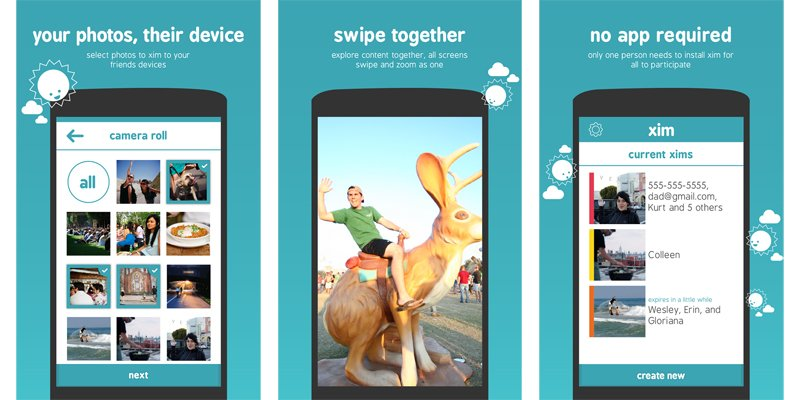 Microsoft's Xim app is a new way to share photos on Windows Phone, Android and iOS