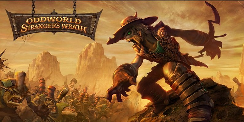 oddworld stranger's wrath ios