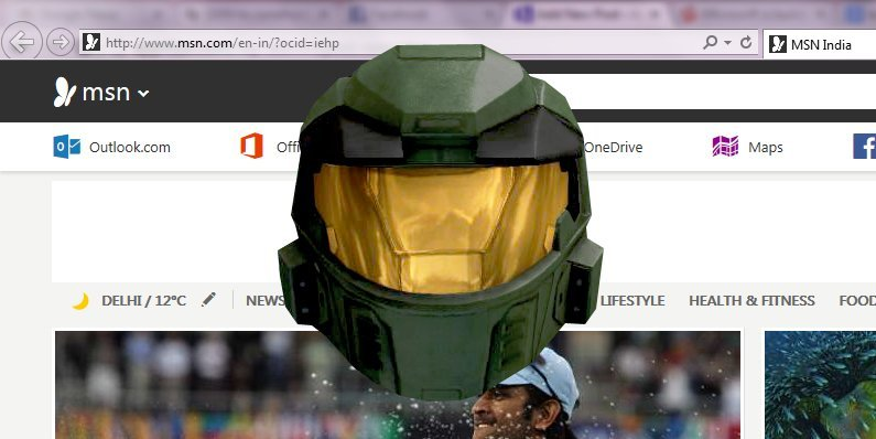 spartan browser