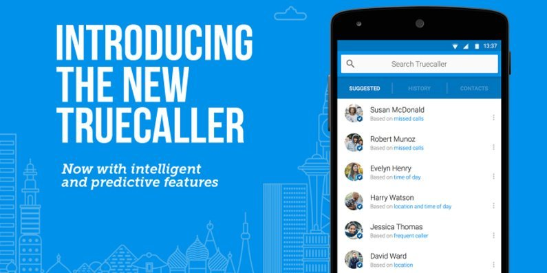 Truecaller surpasses 100 million users, updates its Android app