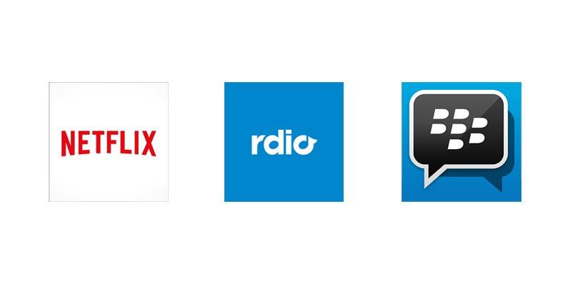 Rdio, Netflix and BBM receive fresh updates on Windows Phone
