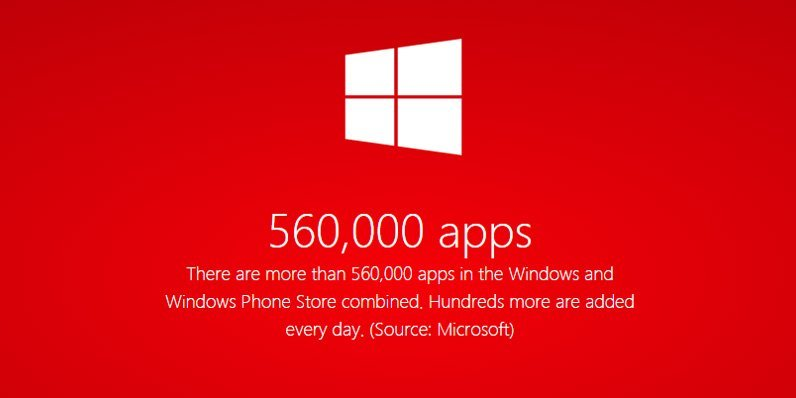 windows phone store apps
