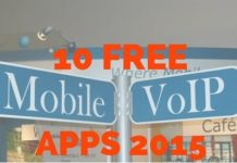 Free Mobile VoiP Apps 2015
