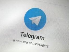 Telegram 2017